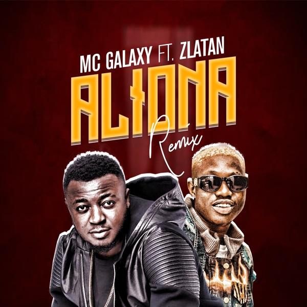 DOWNLOAD MP3: MC Galaxy – Aliona (Remix) Ft. Zlatan