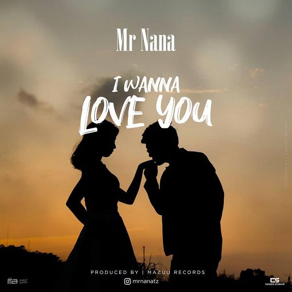 DOWNLOAD MP3 & VIDEO: Mr Nana – I Wanna Love You
