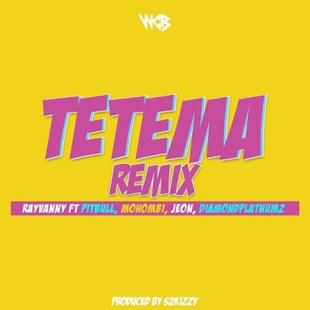 Hot New Song | Rayvanny – Tetema (Remix) Ft. Pitbull, Mohombi, Jeon, Diamond Platnumz | DOWNLOAD